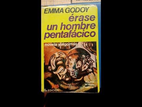 Emma Godoy Voz Y Palabras Desde La Radio Con Textos Completos De Tres De Sus Libros Youtube
