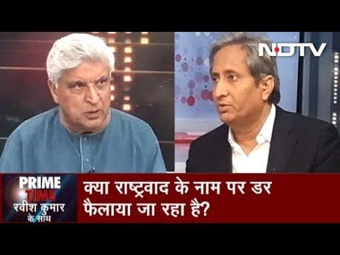 Prime Time With Ravish Kumar, May 03, 2019 | क्या राष्ट्रवाद के नाम पर डर फ़ैलाया जा रहा है?