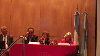 Hugo Barretto Ghione Futuro del Trabajo Buenos Aires 2018
