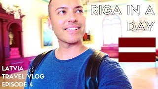 🇱🇻 LATVIA TRAVEL GUIDE/VLOG | Riga Old Town Tour + Central Market | EPISODE 4