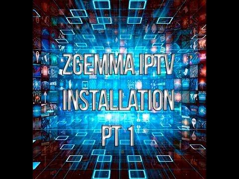 How to install IPTV onto any Zgemma part 1