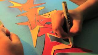 Graffiti Canvas - People Change