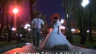 оля и дима 1.Свадьба