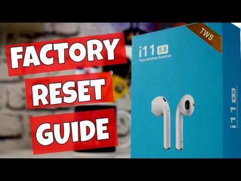 i11-tws-factory-reset-options-&-language-change