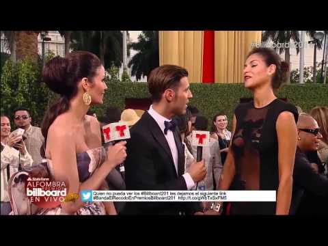 Entrevista con la actriz colombiana Catalina Denis  Billboard 2014  Entretenimiento