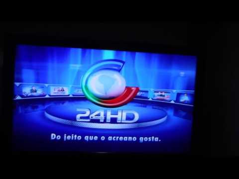 TV Gazeta Acre: transição do Jornal da Record para o Gazeta em Manchete - 02/06/2014