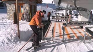 Skiing With Children - Ski Lesson