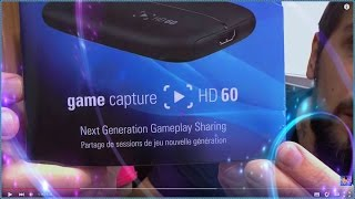 Обзор Elgato Game Capture HD 60 unboxing /Gameplay PC,PS3,PS4,Steam,IMac , Xbox HD 1080p