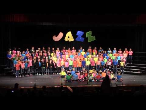 Maize Vermillion Elementary 3rd 4th and 5th Grade Whacky Boogie Group 1 11/17/2016