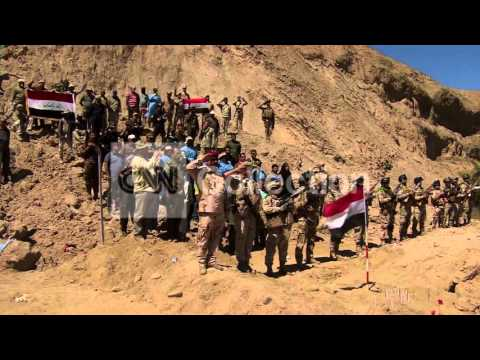 ISIS: IRAQ: BODIES BURIED IN MASS GRAVES IN TIKRIT-MORE