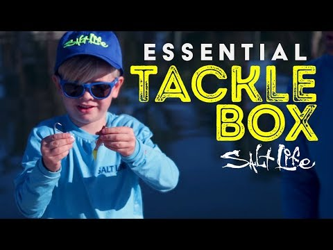 Essential Tackle Box Guide | Salt Life