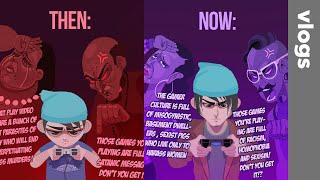 Anti-Consumerism & Attack on Gamers