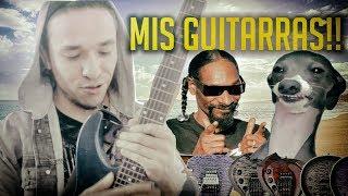 Mis Guitarras | Leonardo Guzman