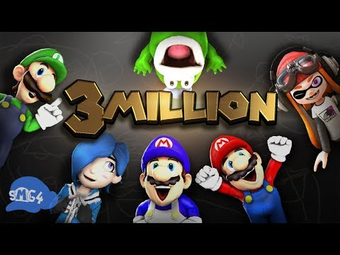 SMG4: 3 MILLION SUB FAN COLLAB SPECIAL