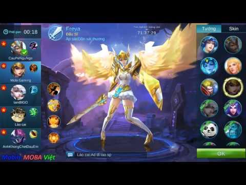 Nữ võ thần - Preya hổ báo nhất trường mẫu giáo - Mobile Legends Gameplay!