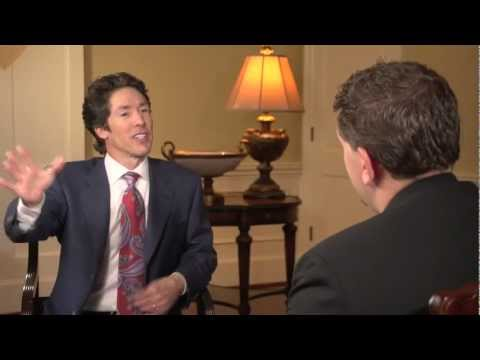 TheBlaze Interviews Joel Osteen (Part 1)