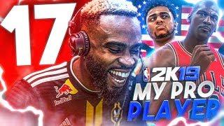 NBA 2K19 🏀 ► MY PRO PLAYER #17 VONT T'ILS RAGEQUIT ?