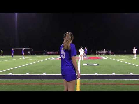Girls Varsity Soccer Baldwinsville VS Cicero North Syracuse 10/12/2017
