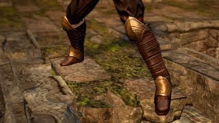Path of Exile: Desert Boots
