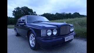 BENTLEY TURBO RT 1 of 252 400bhp 6.75 V8 VIDEO REVIEW TEST DRIVE