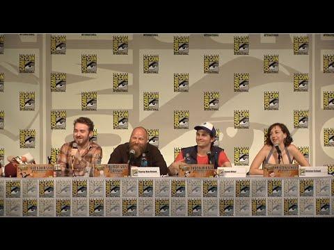 GRAVITY FALLS  2014 Comic Con [Complete Version]