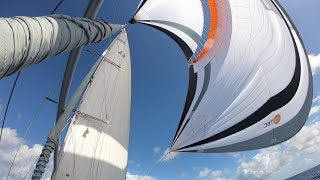Sailing Bahamas to Jamaica - HR54 Cloudy Bay - Feb'20.  S20 Ep13