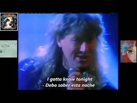 Def Leppard - Hysteria (1987)(Lyrics-Letras)(Sub) HQ Sound - Traducida (X)