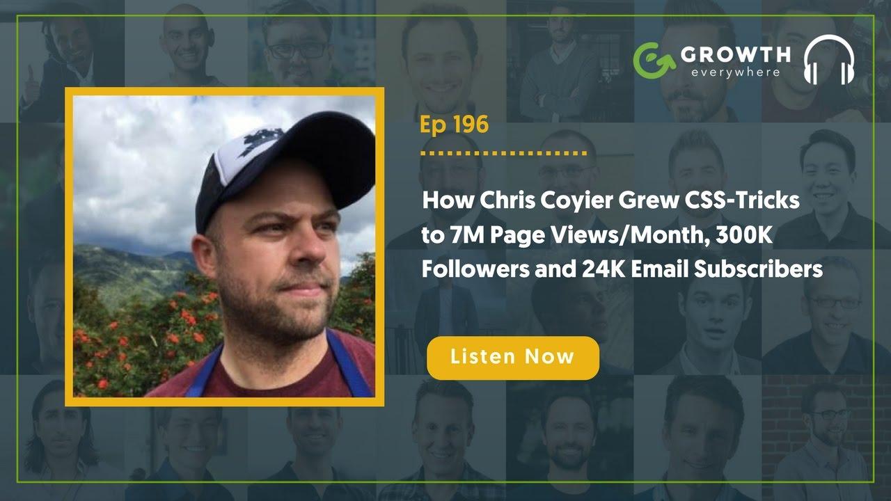 GE 196 Chris Coyier