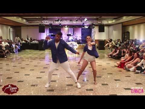 Karina Carvalho e Rodrigo Oira - Zouk - Dança Terê