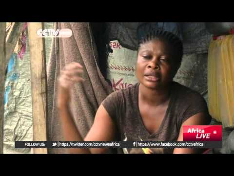 Tens of thousands living as IDPs in Kinshasa