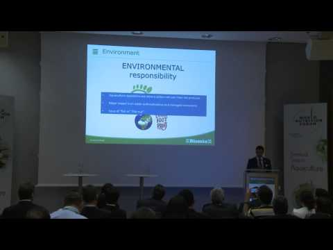 WNF 2014 Aquaculture Breakout: NutriEconomics® applied to the aquaculture industry
