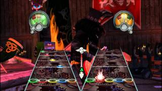 Guitar Hero III Legends of Rock - Trailer and Gameplay
