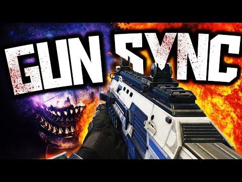 GUN SYNC - Five Nights at Freddy's 4 Song - I Got No Time (FNAF4)