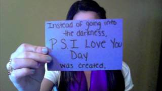 PS I Love You Day