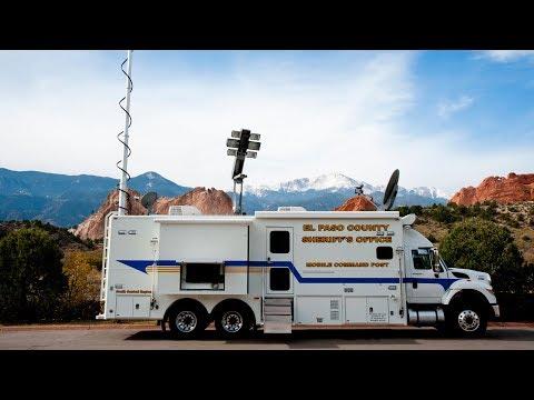 Mobile Command Vehicle (MOCOM)