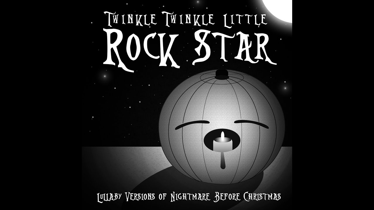 This is Halloween Lullaby Versions of Nightmare Before Christmas by ...
