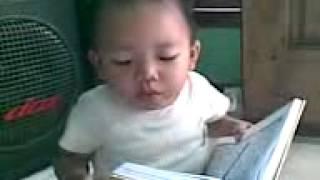 Bukti Kekuasaan Allah : Kanak-kanak 2 Tahun Fasih Mengaji Al-Quran