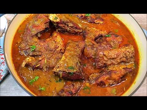 My Tasty Coconut Curry Red Snapper Fish Stew I How to step-by-step guide I Nanaaba's Kitchen✔