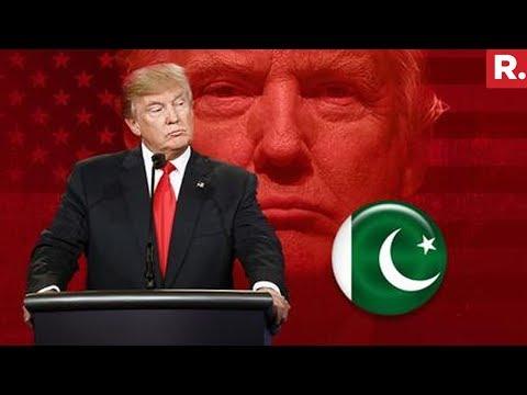 Donald Trump Not Satisfied With Pakistan's Progress
