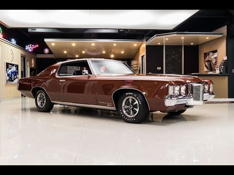 1969 Pontiac Grand Prix For Sale