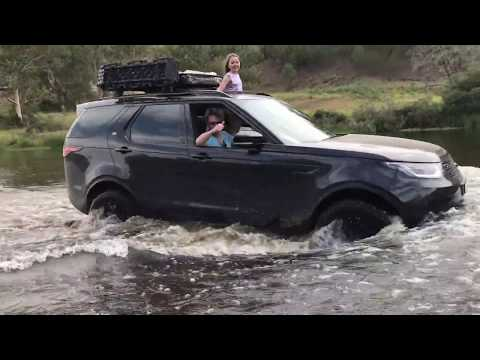 Land Rover Discovery 5 4x4 Snowy River NP   HD 1080p