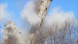 В Екатеринбурге взорвали недостроенную телебашню. И я там был и снял. И понял США-лжец.