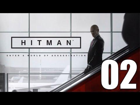 Hitman -  Gameplay Walkthrough Part 2: Agent 47