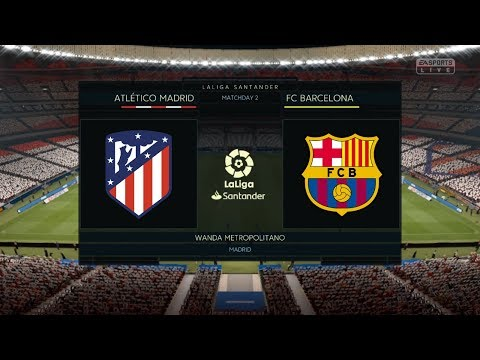 ATLETICO MADRID vs FC BARCELONA 0-1 I GOALS & RESUMEN HIGHLIGHTS I LALIGA SANTANDER - 01/12/19