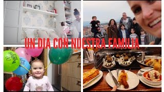 UN DOMINGO con NOSOTROS / TODO el día COMIENDO + TOUR Pamplona + NO hay CONCILIACIÓN / MELLIZAS 13m