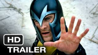 X-Men: First Class (2011) Movie Trailer HD