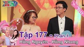 Phát sốt vì những chia sẻ ngây thơ của đôi vợ chồng dễ thương | Hồng Nguyên - Hồng Nhung | VCS #177