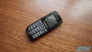 Видеообзор Samsung GT-E1200R (XDRV.RU)(Видеообзор телефона Samsung GT-E1200R., 2015-01-07T20:34:51.000Z)