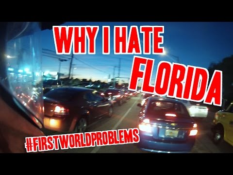 Access youtube for Why live in florida