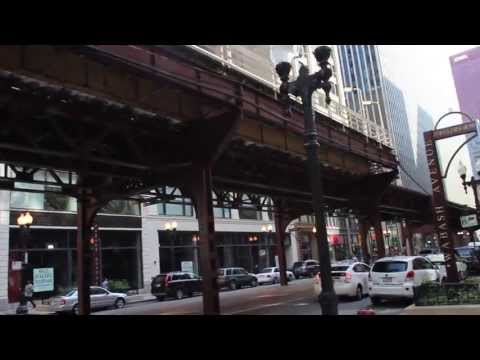 Vlog #1 Life in Chicago!